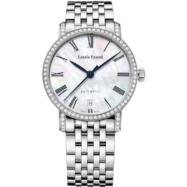 Louis Erard Excellence Diamonds 68 235 FS 04 M