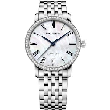 Louis Erard Excellence Diamonds 68 235 SE04 M