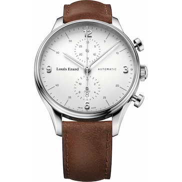 Louis Erard Héritage Chronograph