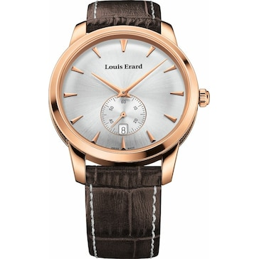 Louis Erard Héritage Quarz Small second
