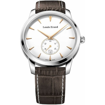 Louis Erard Héritage Quarz Small second 16 930 AA10