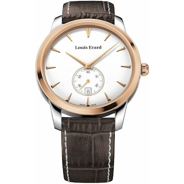Louis Erard Héritage Quarz Small second 16 930 AB10