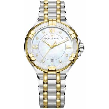 Maurice Lacroix Aikon Ladies Diamonds AI1006-PVY13-171-1
