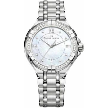 Maurice Lacroix Aikon Ladies Diamonds AI1006-SD502-170-1