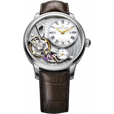 Maurice Lacroix Masterpiece Gravity Limited Edition MP6118-SS001-112