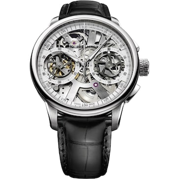 Maurice Lacroix Masterpiece Le Chronographe Squelette Limited Edition MP7128-SS001-100