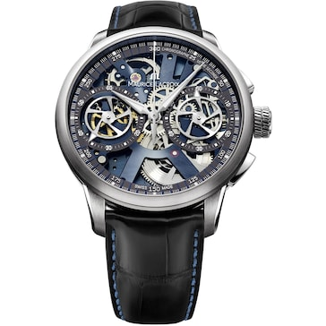 Maurice Lacroix Masterpiece Le Chronographe Squelette Limited Edition MP7128-SS001-400