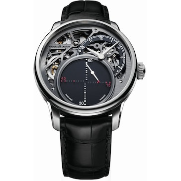 Maurice Lacroix Masterpiece Mysterious Seconds  MP6558-SS001-095