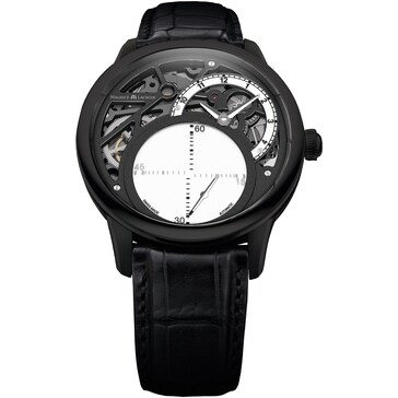 Maurice Lacroix Masterpiece Seconde Mystérieuse  MP6558-PVB01-090
