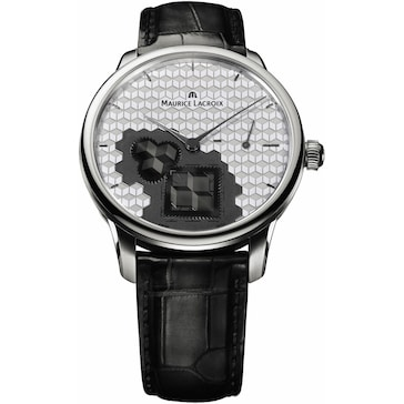 "Maurice Lacroix Masterpiece Square Wheel ""Cube"""