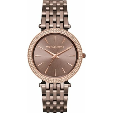 Michael Kors Darci Brown MK3416
