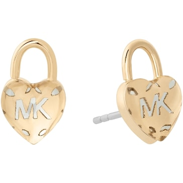Michael Kors Ohrstecker MK Logo