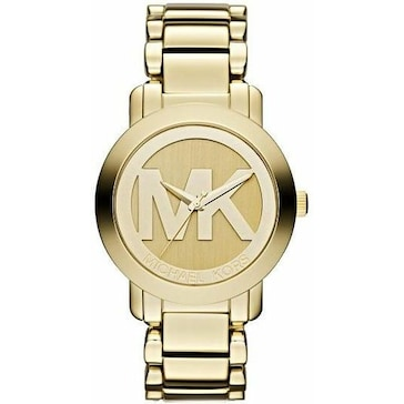 Michael Kors Runway Gold
