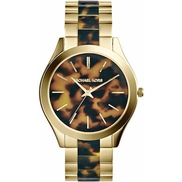 Michael Kors Slim Runway Gold