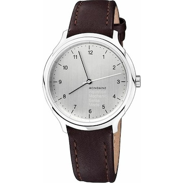 Mondaine Helvetica No.1 Regular 40 Mechanical
