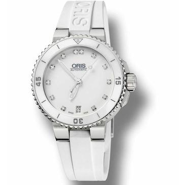 Oris Aquis Date, Diamonds 01 733 7652 4191-07 4 18 31