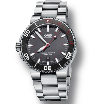 Oris Aquis Red Limited Edition
