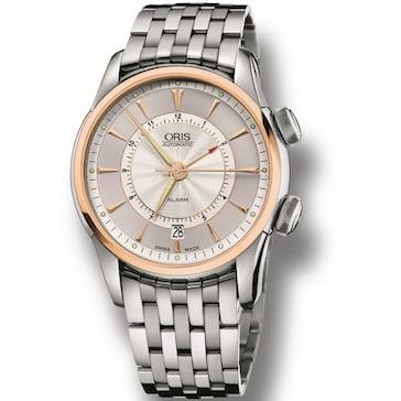 Oris Artelier Alarm 01 908 7607 6351-Set-MB