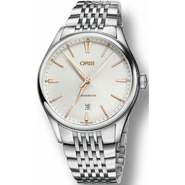 Oris Artelier Chronometer Date 01 737 7721 4031-07 8 21 79