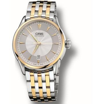 Oris Artelier Date 01 733 7591 4351-07 8 21 74