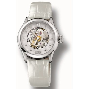 Oris Artelier Skeleton Diamonds 01 560 7604 4019-07 5 16 67FC