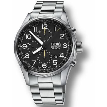 Oris Big Crown ProPilot Chronograph 01 774 7699 4134-07 8 22 19