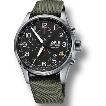 Oris Big Crown ProPilot Chronograph GMT 01 677 7699 4164-07 5 22 14FC