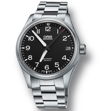 Oris Big Crown ProPilot Date 01 751 7697 4164-07 8 20 19
