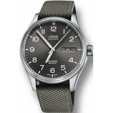Oris Big Crown ProPilot Day Date 01 752 7698 4063-07 5 22 17FC