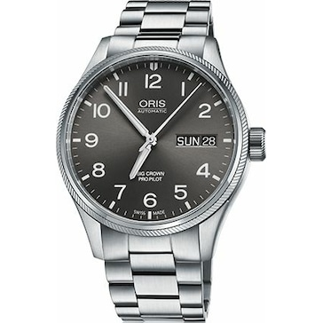 Oris Big Crown ProPilot Day Date 01 752 7698 4063-07 8 22 19