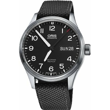Oris Big Crown ProPilot Day Date 01 752 7698 4164-07 5 22 15FC