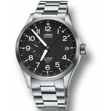 Oris Big Crown ProPilot GMT  01 748 7710 4164-07 8 22 19