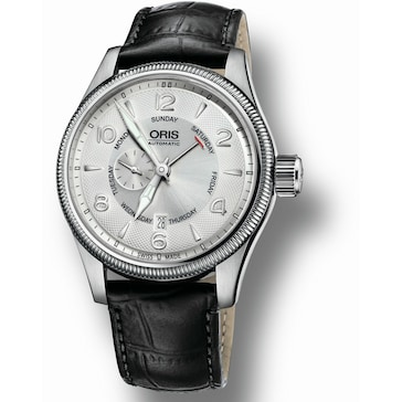 Oris Big Crown Small Second, Pointer Day 01 745 7688 4061-07 5 22 76FC