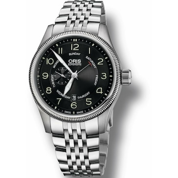 Oris Big Crown Small Second, Pointer Day 01 745 7688 4064-07 8 20 30