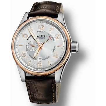 Oris Big Crown Small Second, Pointer Day 01 745 7688 4361-07 5 22 73FC