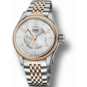 Oris Big Crown Small Second, Pointer Day 01 745 7688 4361-07 8 22 32