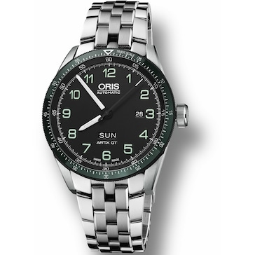 Oris Calobra Day Date Limited Edition II  01 735 7706 4494-MB