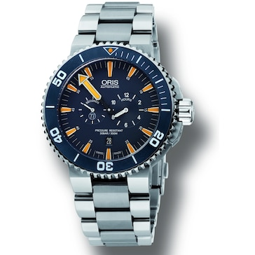 Oris Tubbataha Limited Edition 01 749 7663 7185-Set MB