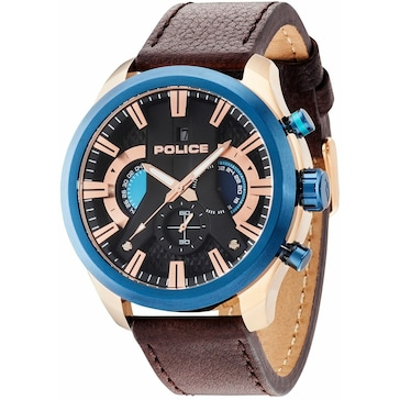 Police Cyclone Chronograph PL14639JSRBL/02