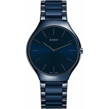 Rado True Thinline L Blue