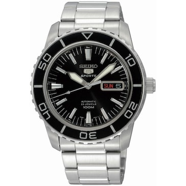 Seiko 5 Sports Day-Date SNZH55K1