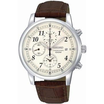 Seiko Chronograph GMT SNDC31P1