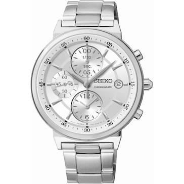 Seiko Chronograph GMT SNDW53P1
