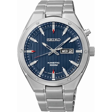 Seiko Kinetic Day-Date