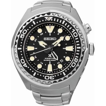 Seiko Prospex Kinetic GMT Diver´s SUN019P1
