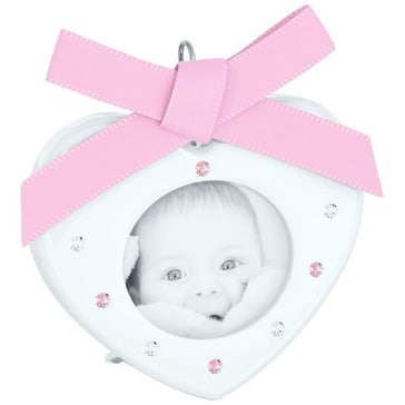 Swarovski Baby Bilderrahmen Light Rose