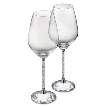 Swarovski Crystalline Weißweingläser (2er-Set)