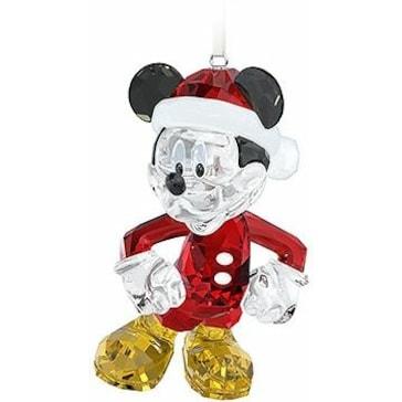 Swarovski Disney - Micky Maus Weihnachtsornament