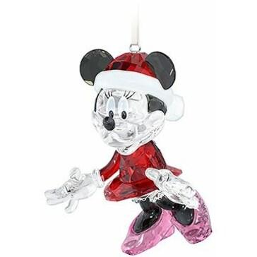 Swarovski Disney - Minnie Maus Weihnachtsornament