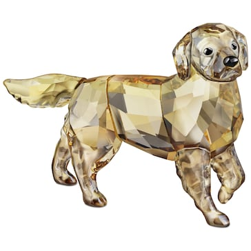 Swarovski Golden Retriever Mutter